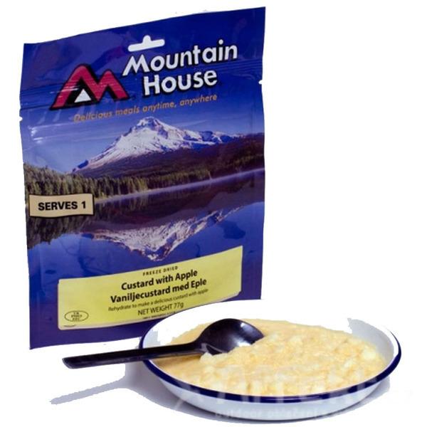 Mountain House Pudink jablka